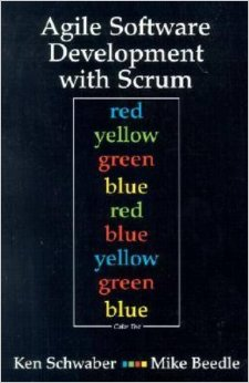 Agile Software Development with Scrum - book