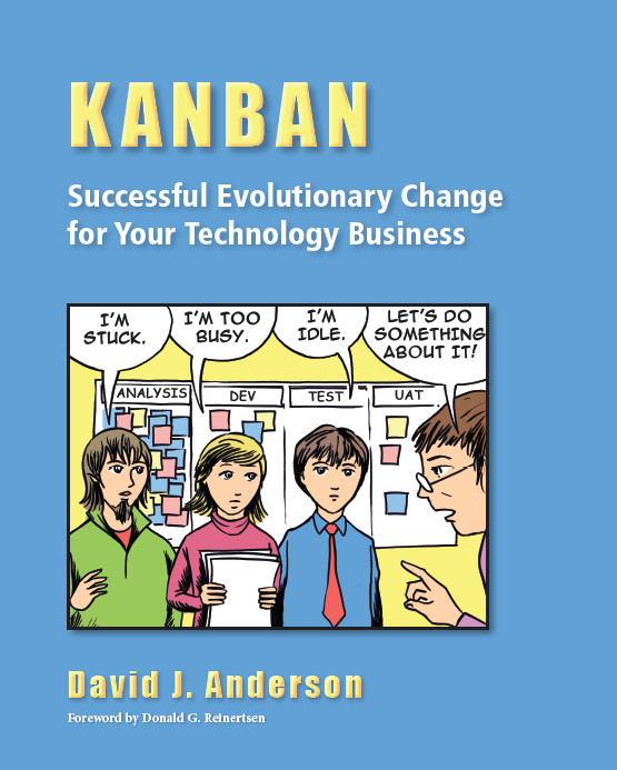Kanban- Successful Evolutionary Change for Your Technology Business